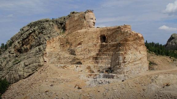 Crazy Horse Memorial | Travel South Dakota