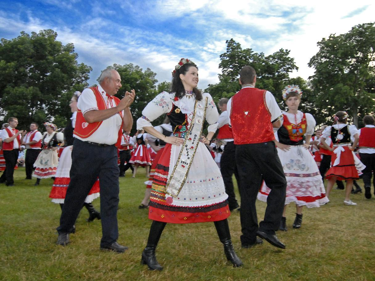 Dancing Czech Days