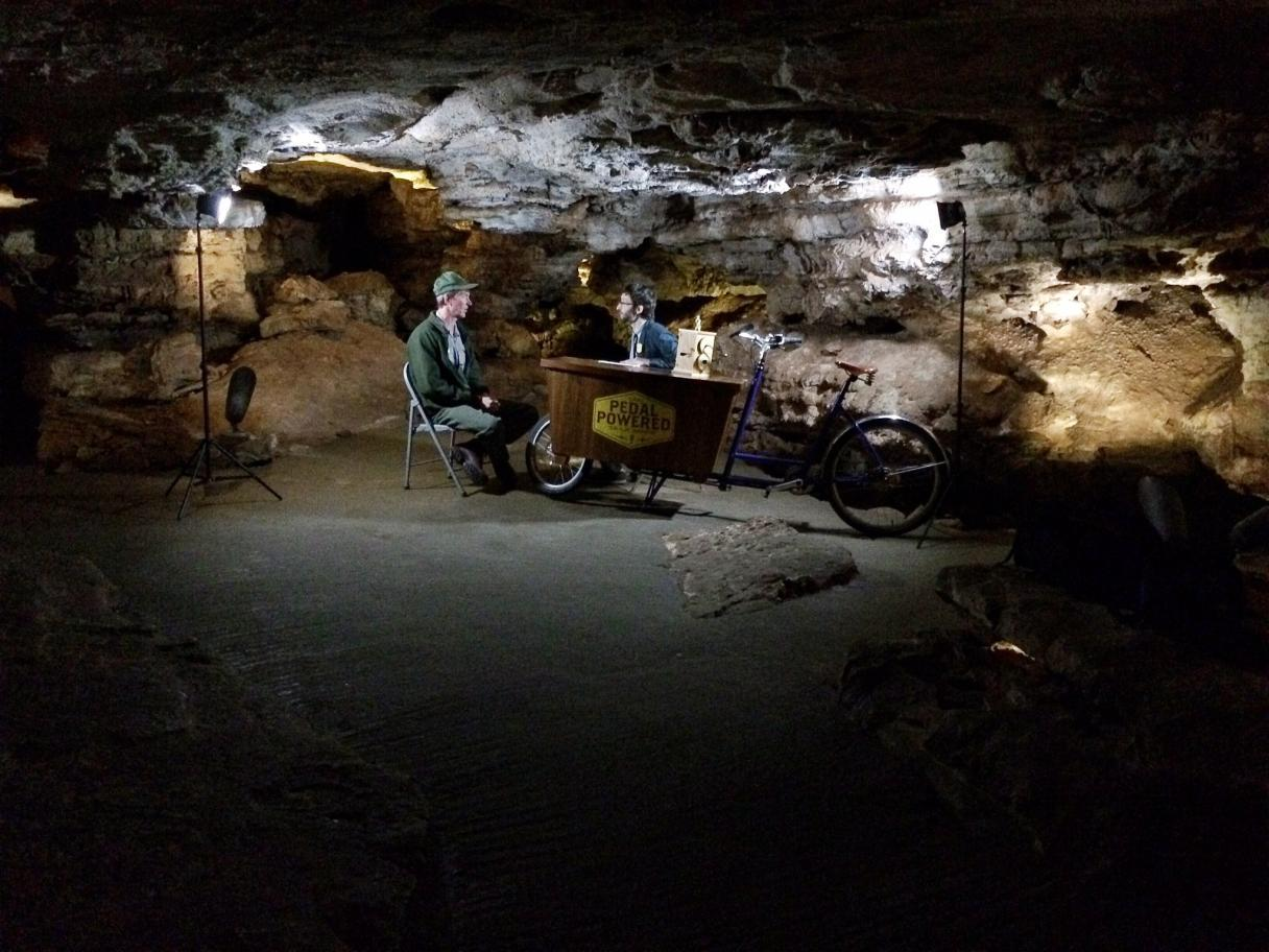 Interview with Marc Ohms at Wind Cave National Park