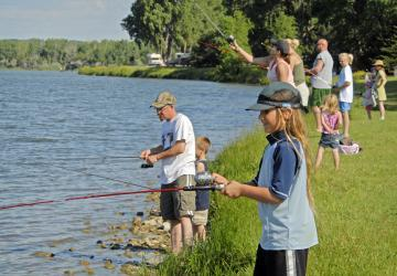 State Parks Open House and Free Fishing Weekend