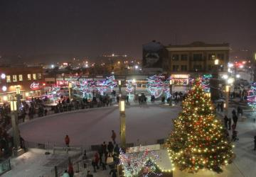 Holiday Celebration and Winter Market