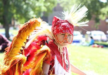 St. Joseph's Indian School Annual Powwow