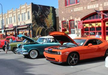 Cruiser Car Show & Street Fair