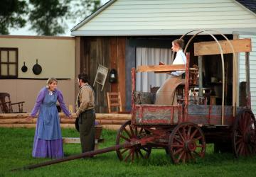 Laura Ingalls Wilder Pageant
