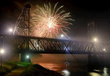 Yankton 4th of July Fireworks