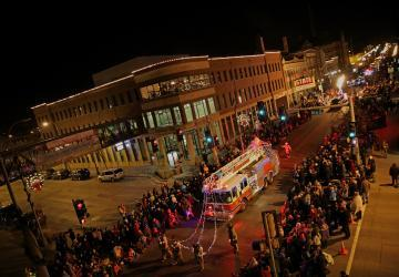 Annual Sioux Falls Parade of Lights