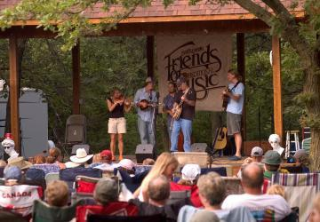 Annual Sioux River Folk Festival
