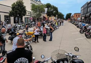 Yankton Rock-N-Rumble Motorcycle Rally
