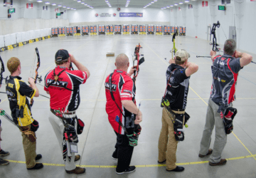 First Dakota Classic Archery Tournament
