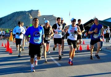 Run Crazy Horse Marathon and Races