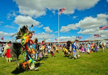 Cheyenne River Sioux Tribe Powwow, Fair and Rodeo