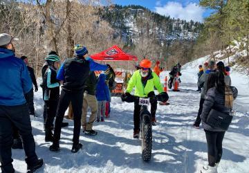 28 Below Fatbike Race, Ride and Tour