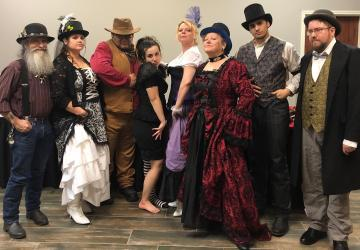 The Scrooge of Deadwood Dinner Theater