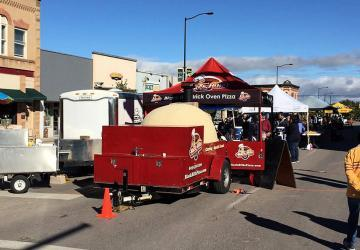 Spearfish Art Wine and Food Truck Festival