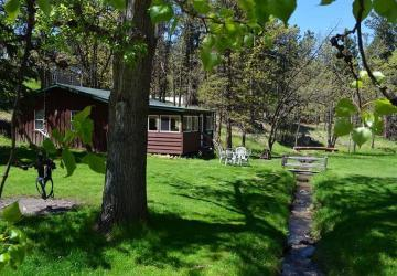 Backroads Inn and Cabins, Keystone