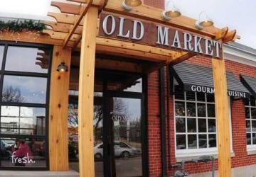 Old Market Eatery, Bake Shoppe & Bar, Brookings