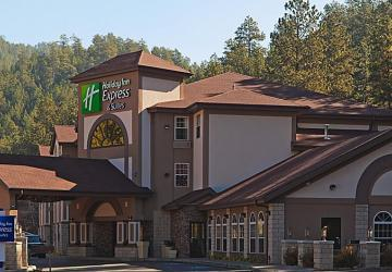 Holiday Inn Express & Suites, Keystone