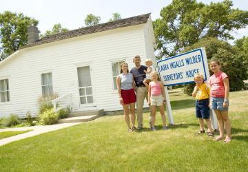 Home of Laura Ingalls Wilder