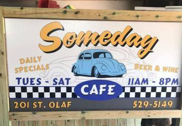 Someday Cafe, Baltic