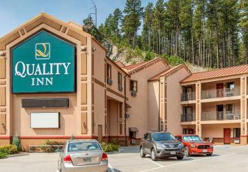 Quality Inn, Keystone