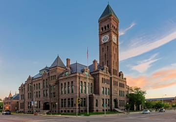 Old Courthouse Museum, Sioux Falls