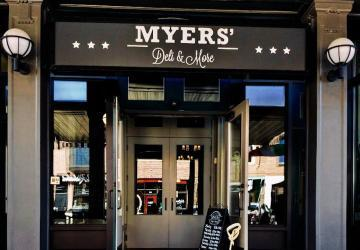 Myers' Deli & More, Phillips Avenue, Sioux Falls