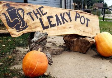 The Leaky Pot Cafe, Belle Fourche