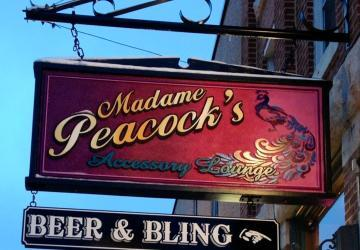 Madame Peacock's Beer & Bling, Deadwood
