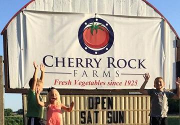 Cherry Rock Farms, Brandon