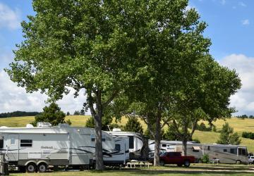 Lazy JD RV Park, Piedmont