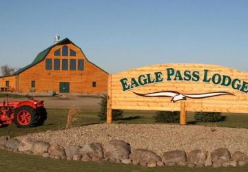 Eagle Pass Lodge, Ree Heights