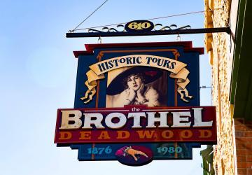 The Brothel, Deadwood