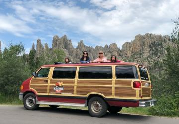 Black Hills Open-Top-Tours, Rapid City