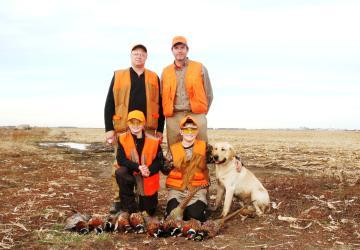 Family Hunts are Encouraged