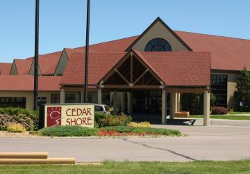 Welcome to Cedar Shore Resort