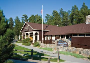 Legion Lake Lodge