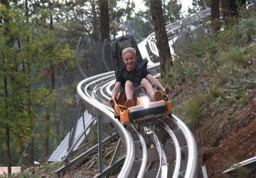 Rushmore Mountain Coaster 2