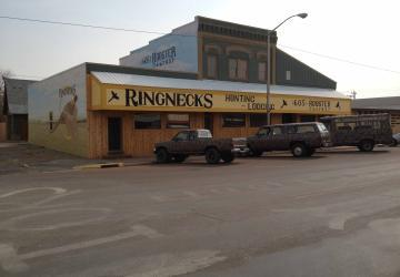 Ringnecks Hunting Lodge