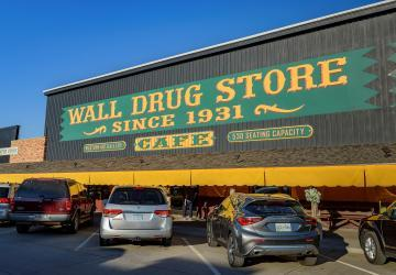 Wall Drug Store, Wall