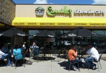Camille's Sidewalk Cafe, Sioux Falls