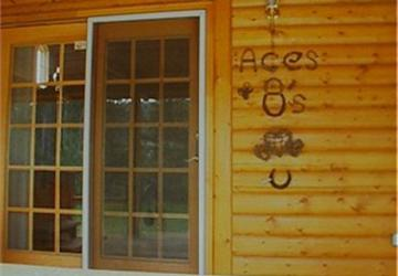 Legends Log Cabin Suites