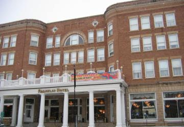 Historic Franklin Hotel