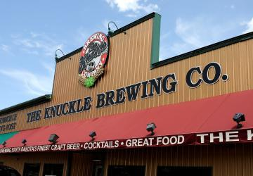 The Knuckle Brewing Company, Sturgis