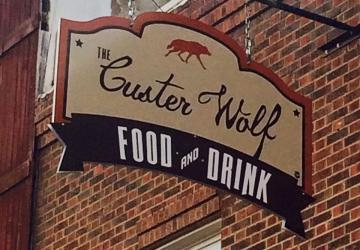 The Custer Wolf Food & Drink, Custer