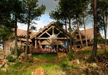 Buffalo Rock Lodge & Cabins, Keystone