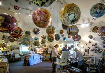Termesphere Gallery, Spearfish