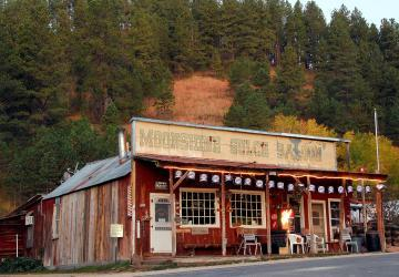 Moonshine Gulch Saloon, Rochford