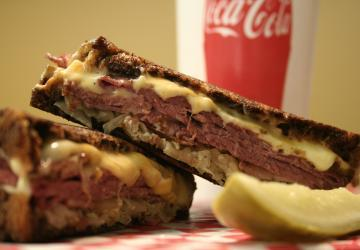 The Great American Reuben
