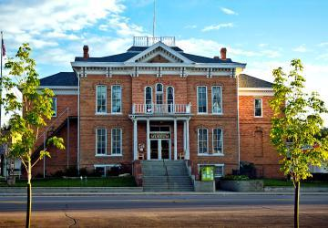 1881 Courthouse Museum
