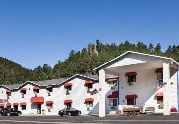 Rodeway Inn Near Mt. Rushmore Memorial, Keystone